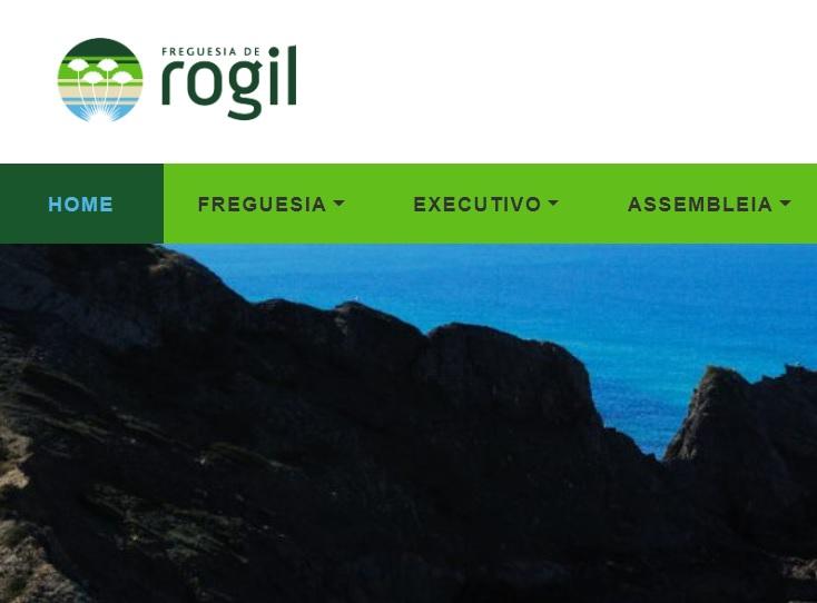 Junta de Freguesia lança novo site